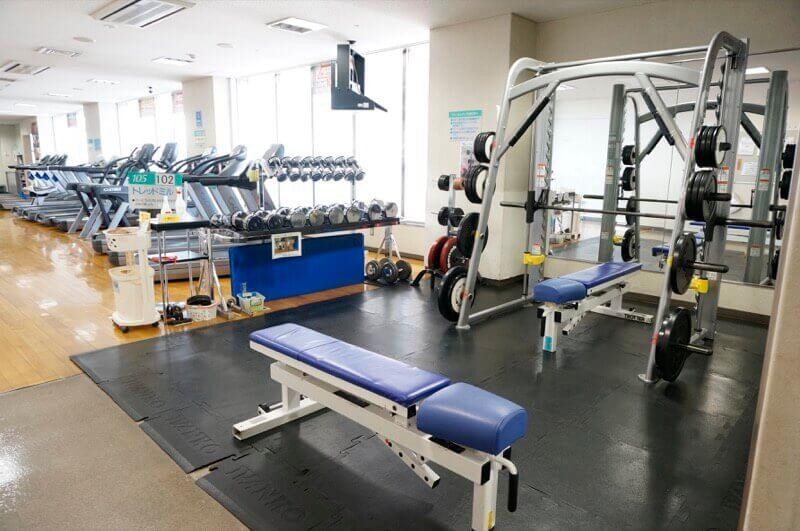 6階『トレーニングルーム』