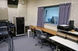 音響調整室