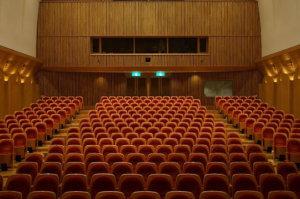 レインボーホール座席表